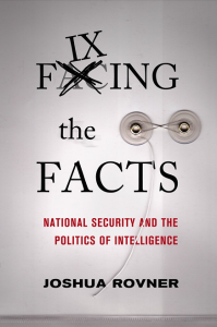 Fixing the Facts - Cover
