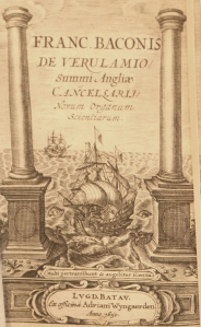 Francis Bacon - Novum Organum Scientiarum