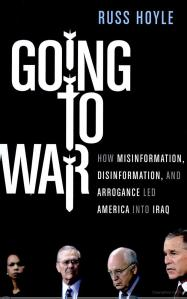Going to War - Cover