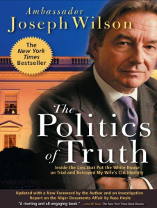 Politics of Truth - cover