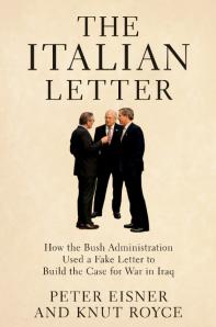 The Italian Letter - Cover