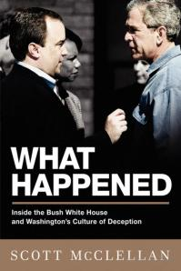 What Happened - Cover